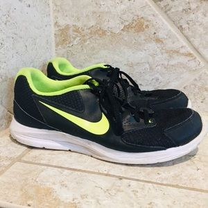Nike CP Trainer 2 Black Neon Sneaker Shoes
